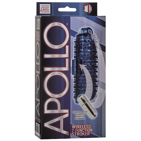 Apollo Stroker Blue