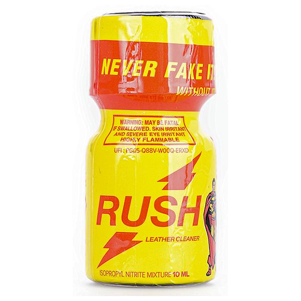 RUSH® Original Black Cap 10