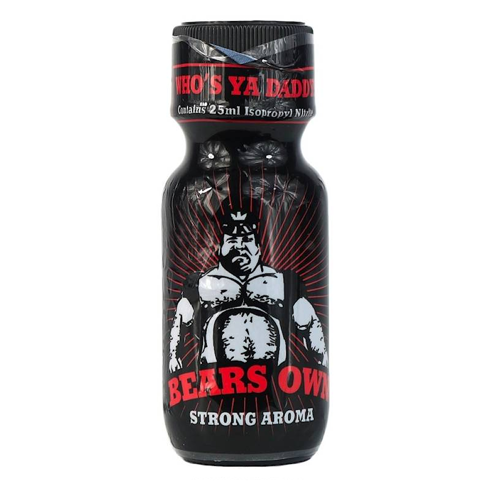 Poppers_Bears_Own