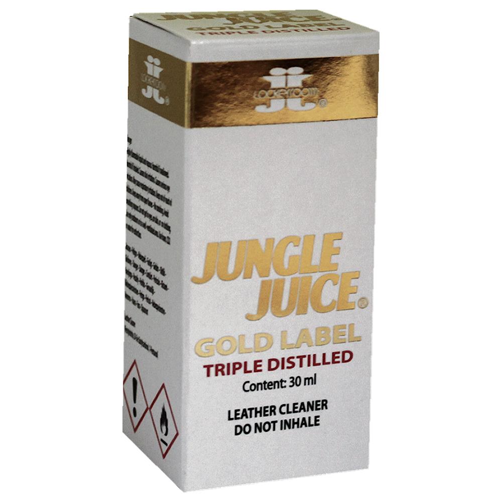 JJ Jungle GOLD 30ml Box