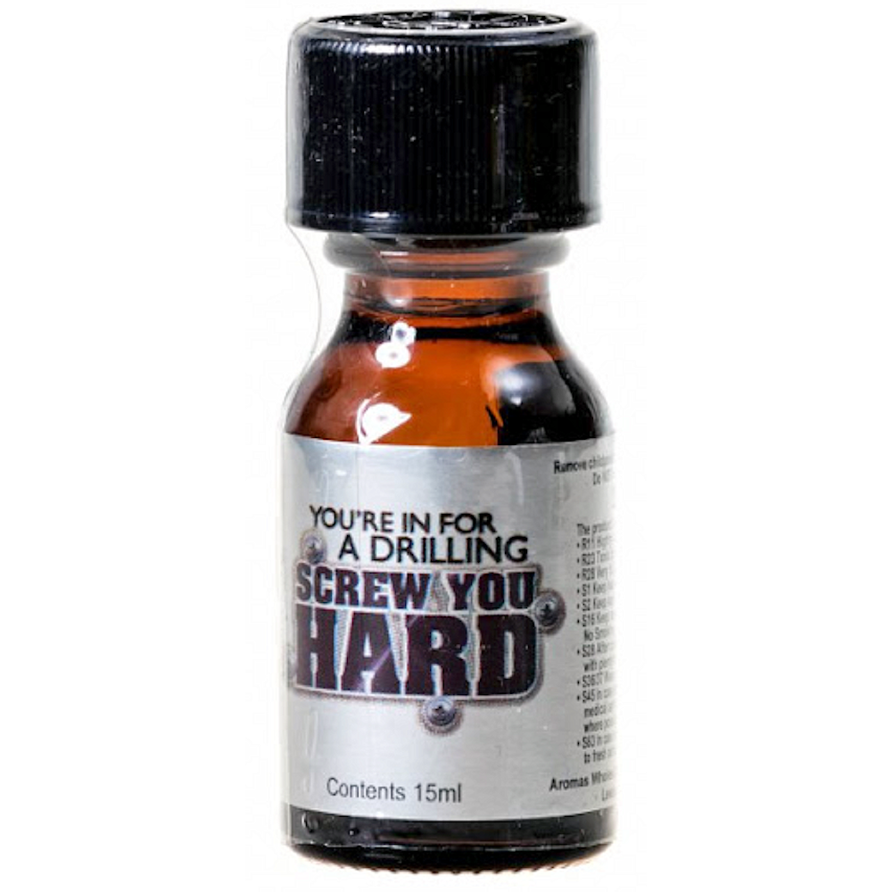 Screw you HARD 15ml