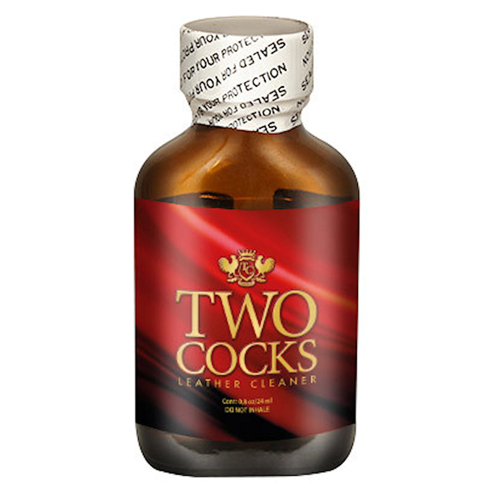 Two COCKS 24ml