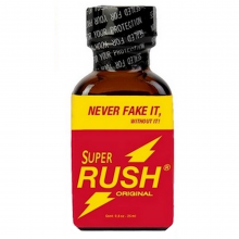 Super RUSH Red 25