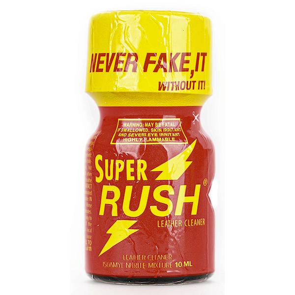 Super RUSH® Red