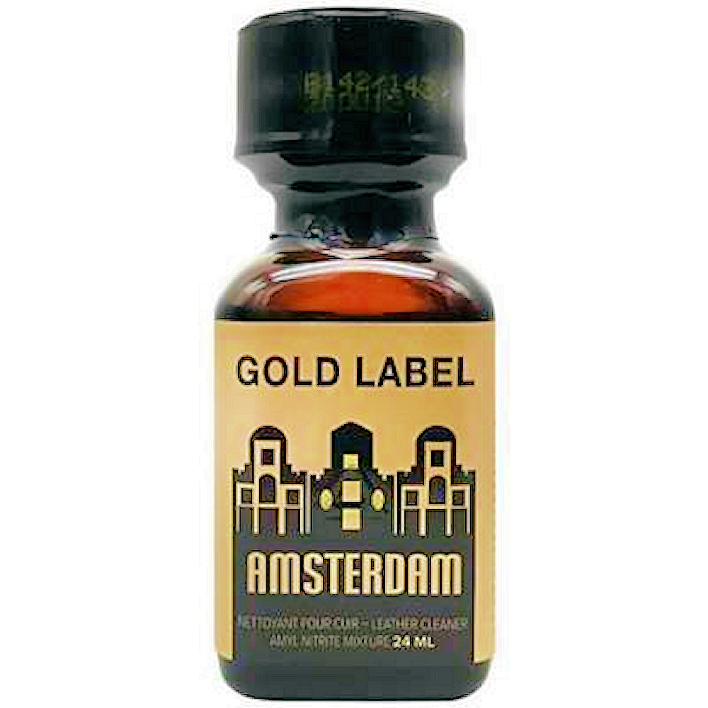 GOLD Amsterdam XL