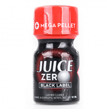 Poppers_Juice Zero_Black