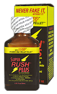 Super Rush Plus Poppers