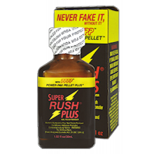Super Rush Plus Poppers