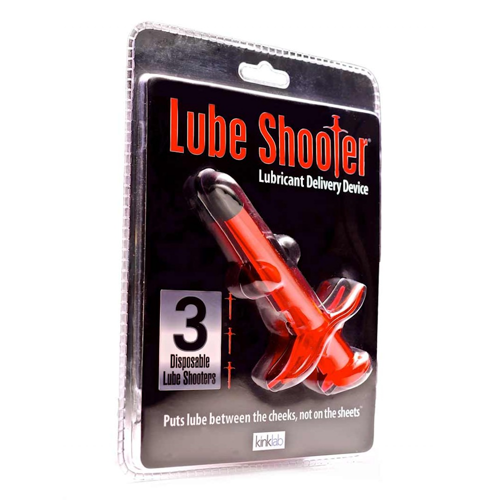 Lube Shooter Red