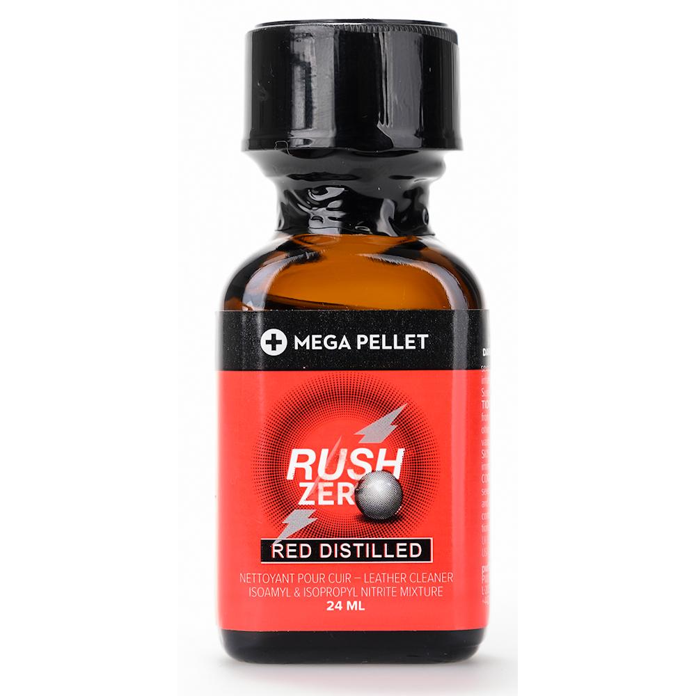 Rush ZERO Red XL