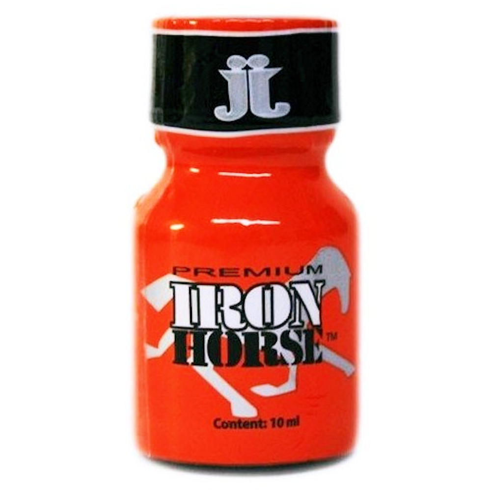 JJ IRON Horse 10ml