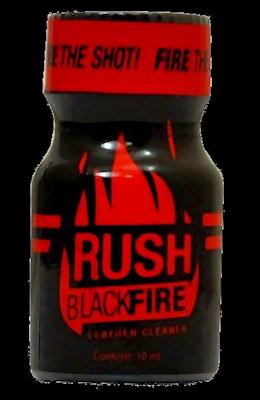 RUSH® Black Fire 10