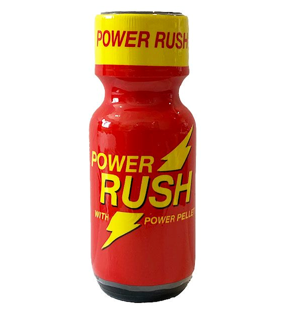 Power RUSH Pellet 25ml