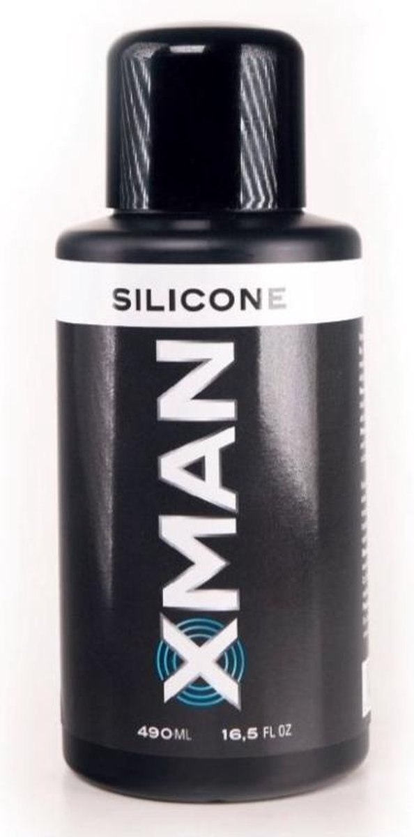 X-MAN Silicone pvc